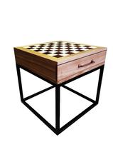 Журнальный стол-шахматная доска СК 61