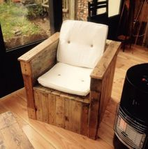 Кресло К 04