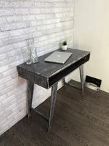 Консоль, Туалетный столик СТ-002 Темная Хижина, 70х35х75 см