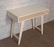 Консоль, Туалетный столик СТ-002 Светлая Хижина, 70х35х75 см