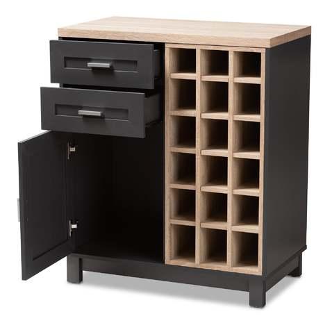 Барный шкаф БС 02