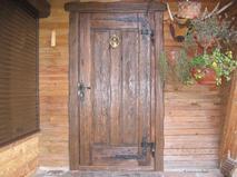 Дверь под старину ДП 1001