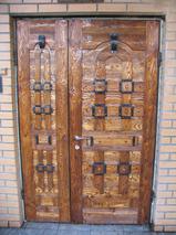 Дверь под старину ДП 1008