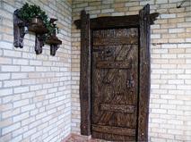 Дверь под старину ДП 1012