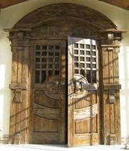 Дверь под старину ДП 1013
