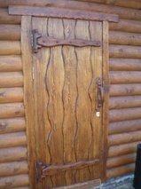 Дверь под старину ДП 1014