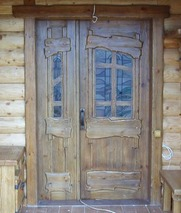 Дверь под старину ДП 1016