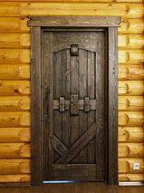 Дверь под старину ДП 1017