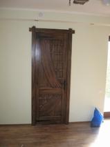 Дверь под старину ДП 1019