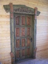 Дверь под старину ДП 1020