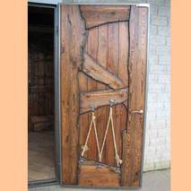 Дверь под старину ДП 1021