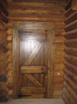 Дверь под старину ДП 1023