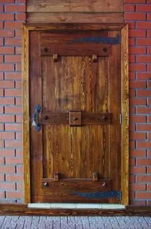 Дверь под старину ДП 1024