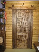 Дверь под старину ДП 1025