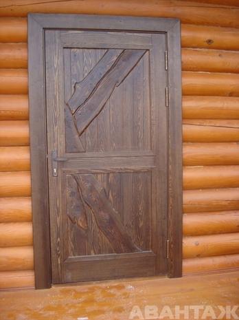 Дверь под старину ДП 1026