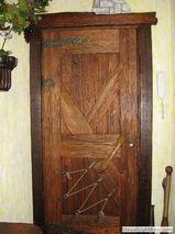 Дверь под старину ДП 1029