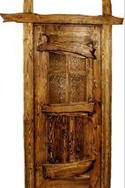 Дверь под старину ДП 1030