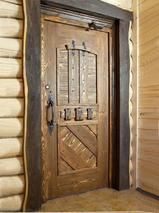 Дверь под старину ДП 1031