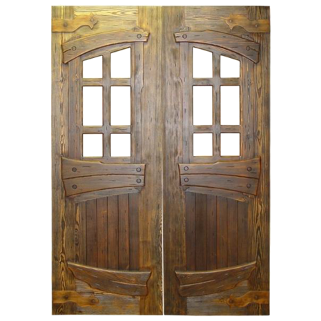 Дверь под старину ДП 1033