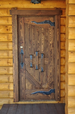 Дверь под старину ДП 1034