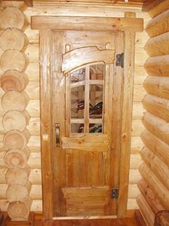 Дверь под старину ДП 1035