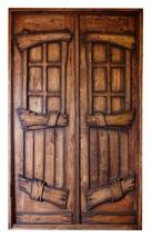 Дверь под старину ДП 1036