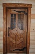 Дверь под старину ДП 1038