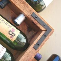 Полка под бутылки БС 12
