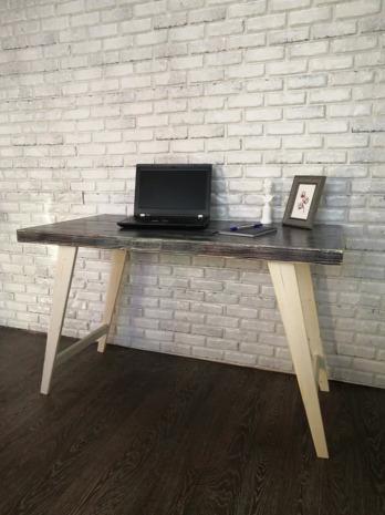 Компьютерный стол, Письменный стол Kupideco СП-002, 120х60х74,5 см