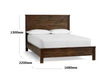 Кровать К 45