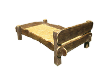 Кровать кс 116