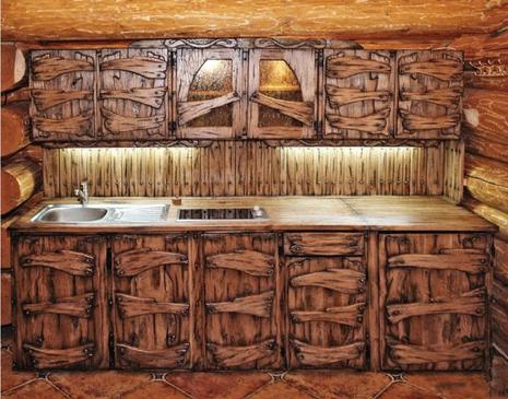 Кухня КП 22