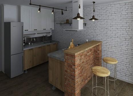 Кухня КЛ 035