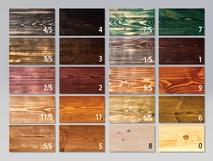 Декоративные балки вариант №6